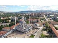 Kırıkkale'deki camiler ve pazar alanları ibadete hazır