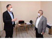 Belediye Başkanı Mehmet Zeybek'ten Vefa ekibine ziyaret