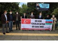Azerbaycan'ın 102. yaşı Turgutlu'da kutlandı