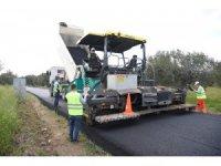 Havran'da asfalt seferberliği