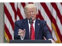 """Trump'tan 100 bini aşan ölümlere yönelik açıklama: """"Üzücü bir kilometre taşı"""""""