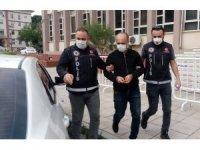 Çiçekli uyuşturucu servisine polis engeli