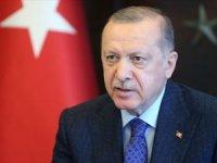 Erdoğan: Şehirlerarası seyahat sınırlaması 1 Haziran'dan itibaren tamamıyla kaldırılmıştır