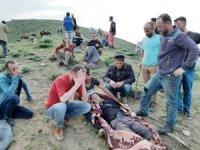 Hizan'da yıldırım çarpan 3 çocuk babası genç adam yaşamını yitirdi