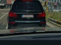 """Belçika'da bin Euro'ya """"Covid-19"""" plakası"""