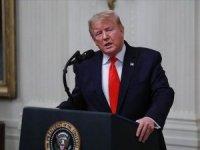Trump göstericileri uyardı: Olanları izleyemem, silahlar ateşlenir
