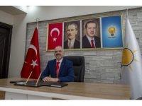 AK Parti Efeler'de görev dağılımı yapıldı