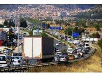 Muğla'da araç sayısı bir yılda 13 bin 762 arttı