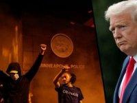 Twitter Trump'ın tehdidini engelledi