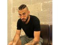 Kayserisporlu Aksel Aktaş'ın yeni saç stili