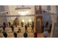 Sinop'ta 74 gün sonra ilk cuma namazı