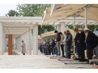 Kırşehir'de Cuma namazı heyecanı