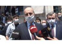 Diyanet İşleri Başkanı Erbaş'tan cuma namazı sonrası açıklama