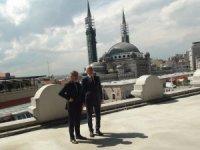 """Kültür Bakanı Yardımcısı Demircan: """"Taksim Camii'nin yüzde 90'ı bitti"""""""