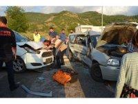 Osmaniye'de trafik kazası: 4 yaralı