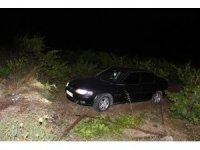 Manisa'da otomobiller kavşakta çarpıştı: 2 yaralı