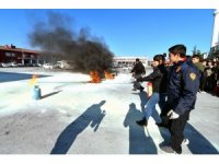 Ankara itfaiyesi uzaktan eğitim sistemine geçiyor