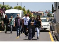 Adana'da 3 kilo esrar ele geçirildi, 4 zanlı tutuklandı