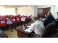 Erdemli Belediye Meclisi'nden sağlık çalışanlarına vefa