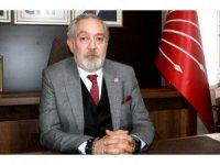 CHP İl Başkanı Binzet'ten Hızlı Tren eleştirisi