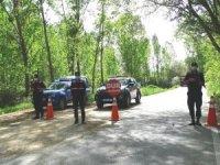 Kütahya'da bir köydeki karantina uygulaması kaldırıldı