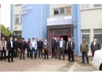 Maviş'ten Sinop'ta önemli temaslar