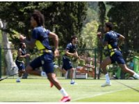 Fenerbahçe, Kayserispor maçı hazırlıklarını sürdürdü