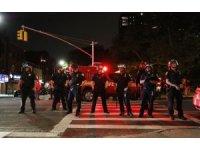 New York'ta Floyd cinayetini protesto eden 200'den fazla kişi tutuklandı