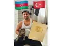 Azeri komedyen Rustam Mayer, İstanbul Fethi'ni kutladı