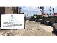 Yüksekova'da 3 sokak karantinaya alındı