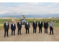 Uğurludağ'ın Ankara'ya ulaşımını rahatlatacak çalışma