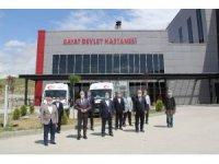 Bayat Devlet Hastanesi açılışa hazırlanıyor