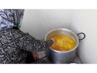 Kars'ta kadınların sarıyağ mesaisi başladı