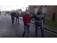 Otomobil ve motosiklet hırsızları tutuklandı