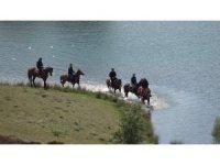 1744 rakımlı dağdaki Atlı Safari ve Doğa Parkı yeniden açılıyor
