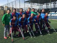 Ortahisar Ampute Futbol Takımı Süper Lig'de