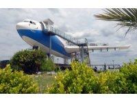 Uçak restoran sezona hazır