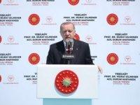 Cumhurbaşkanı Erdoğan: Sağlık turizminde çok ciddi bir sıçrama yapıyoruz
