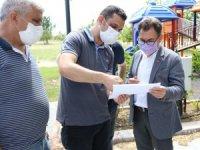 AK Parti'den CHP'li belediyeye kaçak yapı ve yeşil alan talanı suçlaması