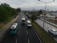 İzmir'de kısıtlama bitti, trafik başladı