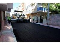 Akdeniz Belediyesi, Siteler Mahallesinin sokaklarını yeniledi