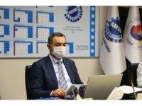 Kayseri'ye Covid-19 Test Merkezi Kuruluyor