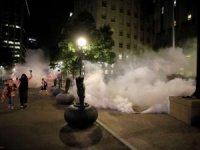 George Floyd protestoları büyüyor: Beyaz Saray önünde çatışmalar yaşandı