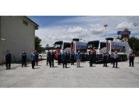 Selçuklu Belediyesi katı atık araç envanterini güçlendirdi