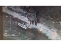 Yunanlılar göçmen botunu patlattı; 1 ölü