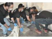 Esendere'de 35 milyon 250 bin lira değerinde eroin ele geçirildi