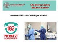 Aydın İl Sağlık Müdürlüğünden MHRS randevusu çağrısı