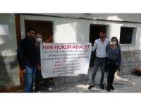 Çanakkale Belediyesi'ne pankartlı protesto