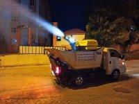 Bitlis Belediyesinden ilaçlama çalışması