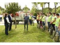 Nazilli Belediyesi korona virüs ile mücadele çalışmalarına hız verdi
